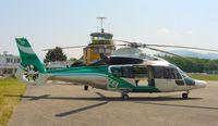 D-HBWA @ EDTF - Eurocopter EC-155B - by J. Thoma