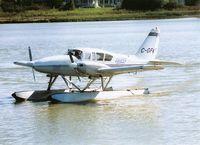C-GFOB - PA-23 250/Vancouver - by Ian Woodcock