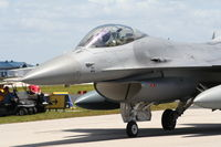 87-0220 @ LAL - F-16 - by Florida Metal