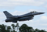 88-0398 @ LAL - F-16 - by Florida Metal