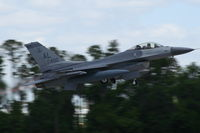 88-0400 @ LAL - F-16 - by Florida Metal