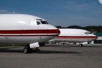 C-GKFC @ CYLW - Kelowna Flightcraft Boeing 727-100 - by Yakfreak - VAP