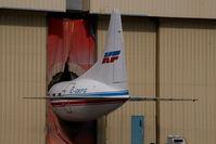 C-GKFG @ CYLW - Kelowna Flightcraft Convair 580