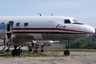 N538JA @ CYLW - ex Era Aviation Convair 580