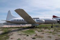 N157JR @ CYLW - Convair 340