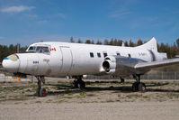 C-GKFY @ CYLW - ex Kelowna Flightcraft Convair 580