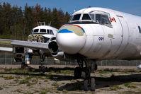 C-GKFY @ CYLW - ex Kelowna Flightcraft Convair 580 - by Yakfreak - VAP