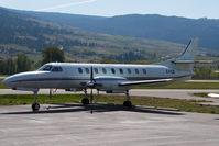C-FTJC @ CYLW - Carson Air Mertro