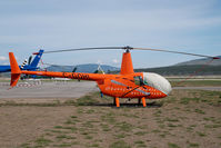 C-GOHL @ CYLW - Okanagan Mountain Helicopters Robinson R44 - by Yakfreak - VAP