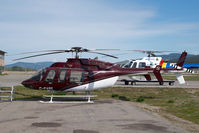 C-FARE @ CYLW - Northern AIr Support Bell 407 - by Yakfreak - VAP