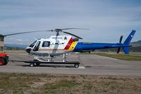 C-GMPK @ CYLW - Aerospatiale AS350 Royal Canadian Mountain Police