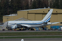N767WM @ CYLW - Boeing 767-200