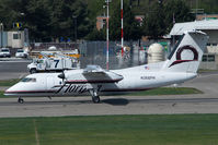 N356PH @ CYLW - Horizon Dash 8-100