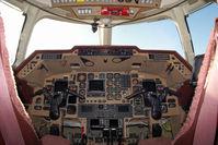 C-GWLE @ YXU - Cockpit view - by topgun3