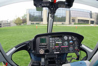C-FOPP @ YXU - Cockpit view - by topgun3