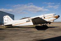 CF-YQF @ YQF - Nunasi DC3 - by Andy Graf-VAP