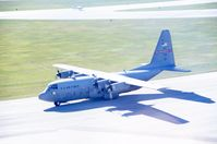 89-1188 @ CID - C-130H of the Kentucky Air National Guard - by Glenn E. Chatfield