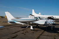 C-GXXN @ CYQF - Air Spray Cessna 310 - by Yakfreak - VAP