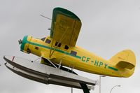 CF-HPY @ YXD - Buffalo Airways DHC-2