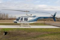 C-FPET @ CFB6 - HeliOps Bell 206 - by Andy Graf-VAP