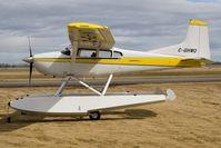 C-GHWO @ CZVL - Thomson Bros. Cessna C185 - by Andy Graf-VAP