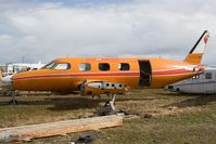 C-GTHN @ CZVL - Nunavut Liveline Swearingen SA-26 Merlin - by Andy Graf-VAP