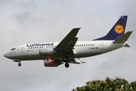 D-ABJF @ LHR - Boeing 737-530
