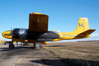 C-GTGX @ CYQF - Air Spray Douglas A26 - by Yakfreak - VAP
