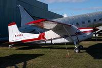 C-FYFJ @ CYQF - Cessna 185 - by Yakfreak - VAP