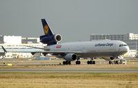 D-ALCQ @ FRA - Lufthansa Cargo - by Volker Hilpert