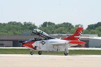 N27WS @ KRFD - North American T-2B - by Mark Pasqualino