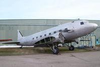 C-FFAY @ CYQF - Douglas DC3 - by Yakfreak - VAP