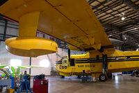 C-GOFR @ CYQF - Air Spray Canadair CL215 - by Yakfreak - VAP