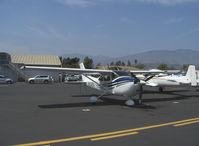 N1049V @ SZP - 2005 Cessna T182T TURBO SKYLANE, Lycoming TIO-540-AK1A 235 Hp - by Doug Robertson