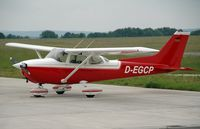 D-EGCP @ ZQW - Reims/Cessna F.172M - by Volker Hilpert