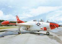 158909 - T-2C Buckeye/(A-900/TW-1)/Kissimmee Fl - by Ian Woodcock