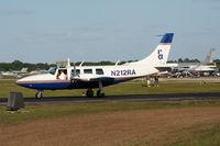 N212RA @ LAL - Aerostar