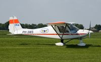 PH-3W5 @ EHST - The PH-3W5 at microlight airfield Stadskanaal. (Netherlands) - by G van Gils