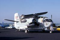 136787 @ ARR - EC-1A at the air show - by Glenn E. Chatfield