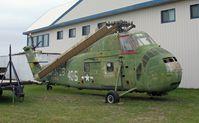 147174 @ ANE - Sikorsky HUS-1 Seahorse, American Wings Museum, BuNo 147174 - by Timothy Aanerud
