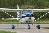 OE-DYU @ LOAU - Cessna 172 - by Stefan Rockenbauer