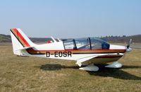 D-EOSR @ EDTF - Robin DR-400-180R Remorqueur - by J. Thoma