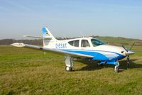 D-ESAT @ EDTF - Rockwell Commander 114 - by J. Thoma