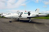 D-INTA @ EDTF - Cessna 421B Golden Eagle - by J. Thoma