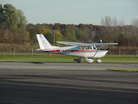 N1331Y @ I95 - Carl Good departing Kenton, OH - by Bob Simmermon