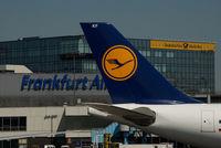 D-AIKF @ FRA - Lufthansa Airbus 330-300