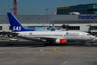LN-RNN @ FRA - SAS Braathens Boeing 737-700