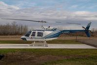 C-FPET @ CFB6 - Bell 206