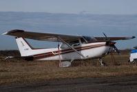 C-GVAF @ CFB6 - Cessna 172
