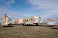 N269LM @ CZVL - ex Israeli Air Force Douglas DC3 - by Yakfreak - VAP
